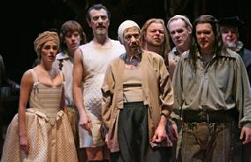 "Company of ""The Taming of the Shrew"""