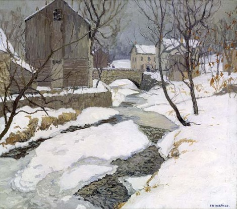 redfield-the-brook-at-carversville-1923-smithsonian-am-art