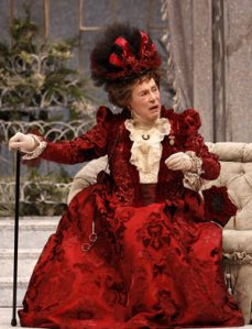 Brian Bedford as Lady Bracknell2