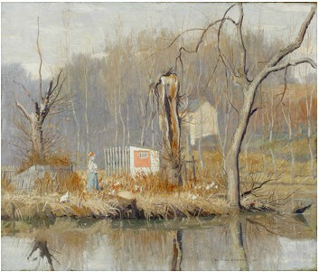 Garber - By Addingham (Natl Acad NYC 1911)