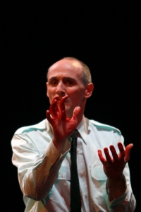Colm Feore as Macbeth
