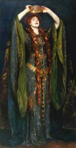 Sargent - Ellen Terry as Lady Macbeth