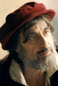 Shylock -- Al Pacino (2004 movie)